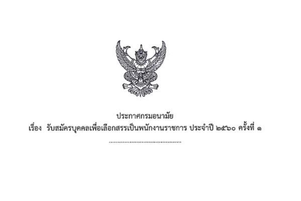 ( เงินเดือน 18,000 บาท ) กรมอนามัย รับสมัครพนักงานราชการ  9 อัตรา สมัครทางอินเทอร์เน็ต 21 - 30 พ.ย. 2559